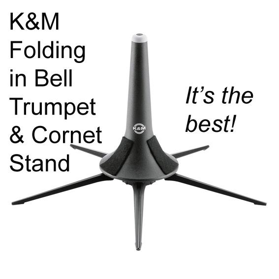 K&M Trumpet stand